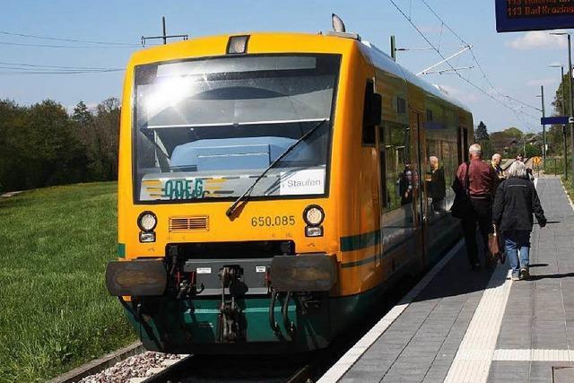 Münstertalbahn: Fahrgastbeirat sieht Nachbesserungsbedarf