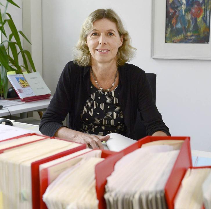 Daniela Beier, Juristin im städtischen...mt und seit einem Jahr auch Mediatorin  | Foto: Ingo Schneider