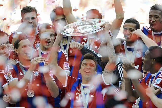 Alles tippt auf den FC Bayern