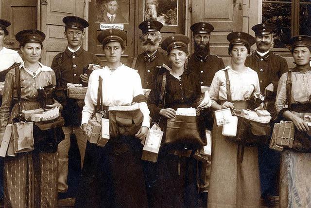 """""""Frauen im Ersten Weltkrieg"""": Ein Rundgang durch die Lörracher Innenstadt"""
