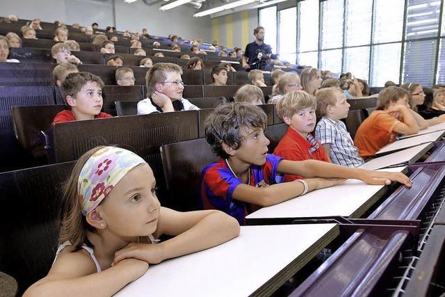 Kinder-Vorlesung: