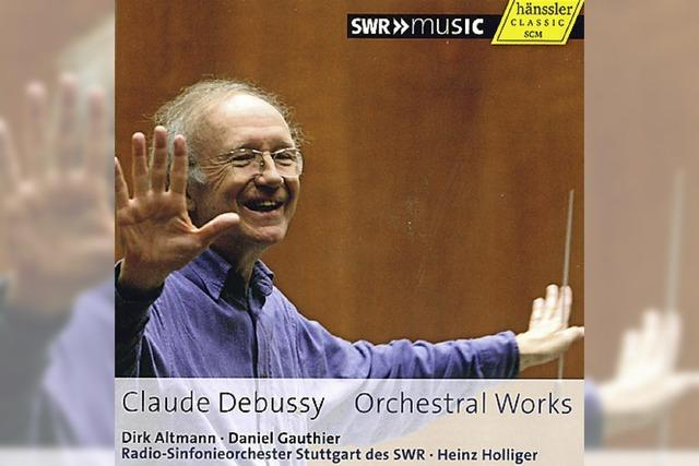 REGIO-CD: So schön klingt Debussy
