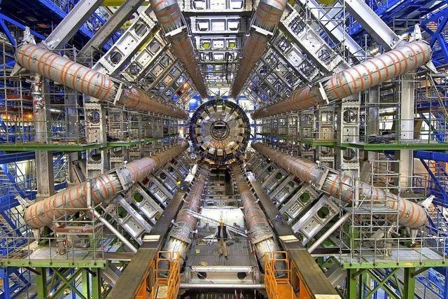 BZ-Leserfahrt zum Teilchenforschungszentrum Cern