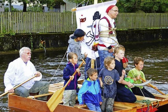 Achtung: Piratenalarm im Städtli!