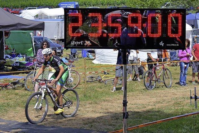 Das 24-Stunden-Rennen hat Priorität