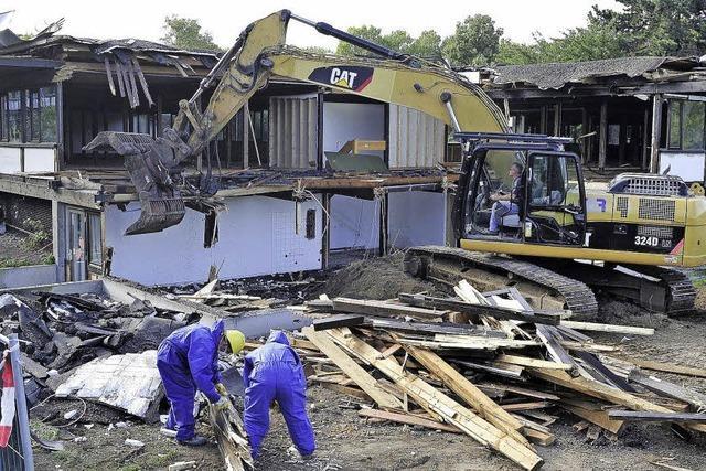 Technisches Rathaus: Pavillon wird abgerissen - Neubau beginnt im November