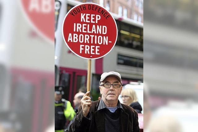 Irland streitet um die Abtreibung
