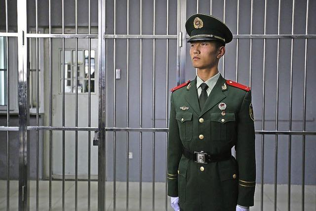 Todesurteil für Deutschen in China