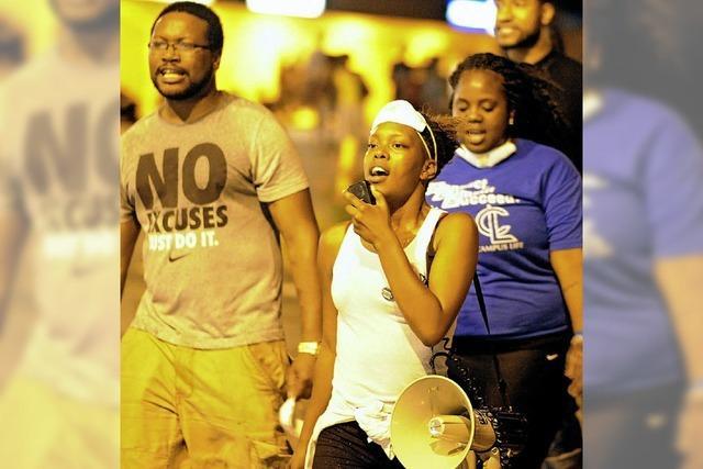 Entspannung in Ferguson