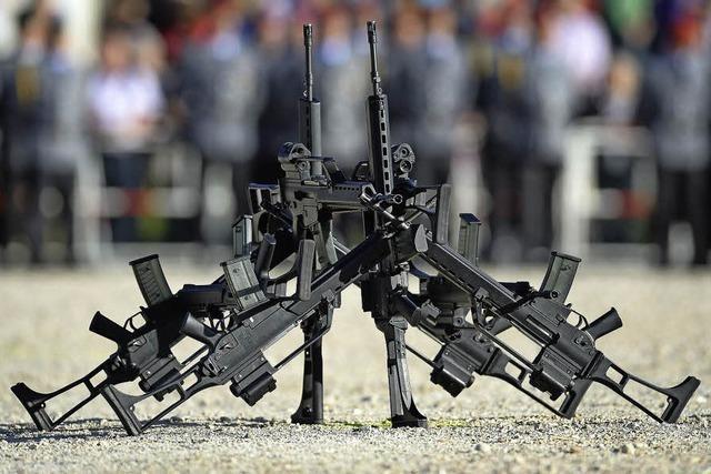 Auch Berlin will jetzt Waffen liefern