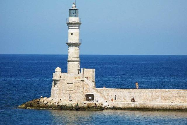 Griechische Marine verpachtet Leuchttürme an Urlauber
