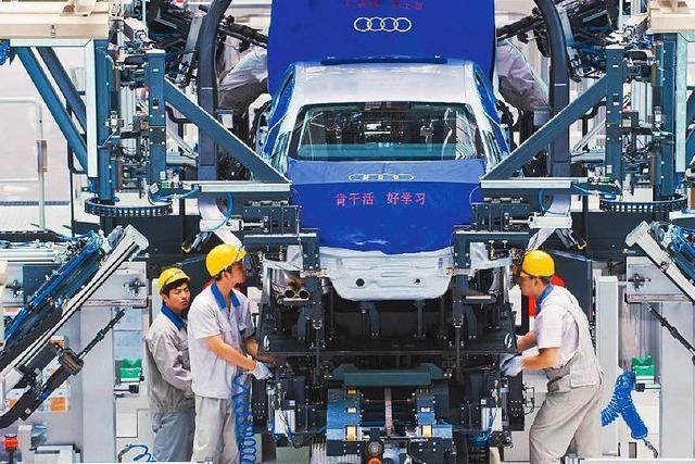 China – kein Autoparadies mehr