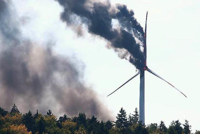 Abgebranntes Windrad wird durch größere Anlage ersetzt