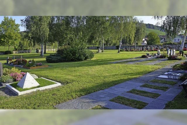 Ein neues Modell für die Grabpflege