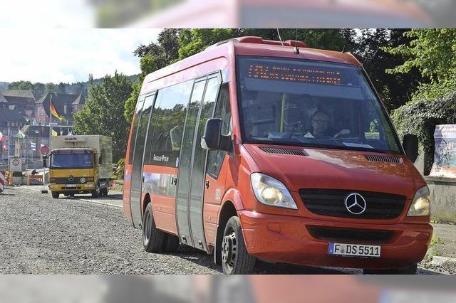 Stadtbus in der Erfolgsspur