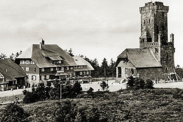 Hornisgrinde: Berghotel steht vor Wiederbelebung
