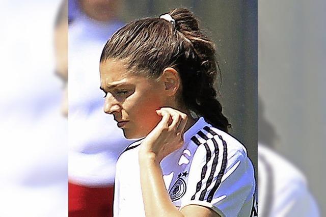 Deutsche U-20-Frauen im WM-Finale