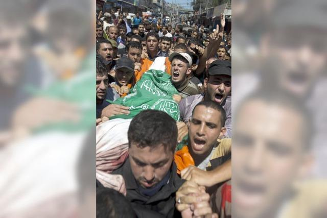 Drei Führer der Hamas getötet