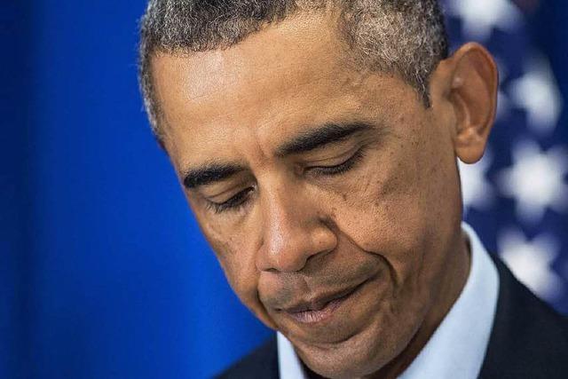 Dschihadisten im Nordirak: Obama verschärft den Ton