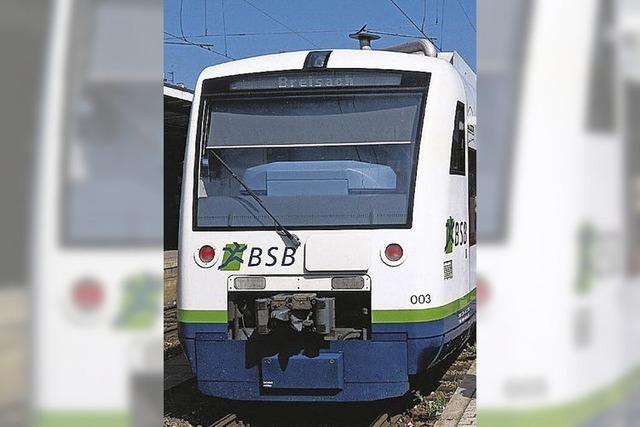 Die Breisgau-S-Bahn – ein Service-Notfall