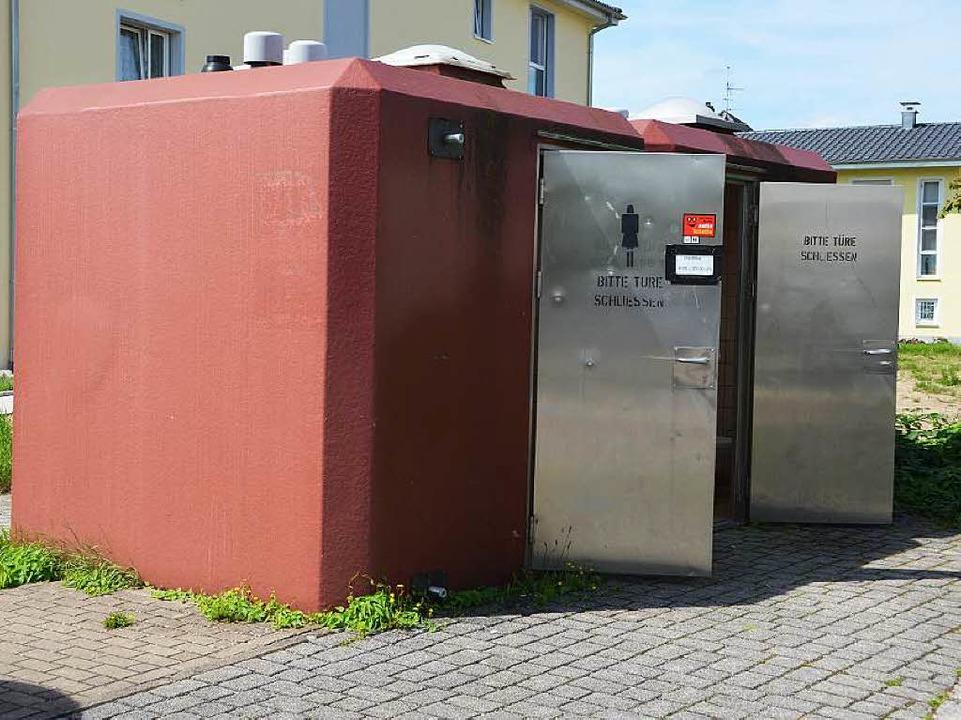 Tpiletten sind vorhanden – nur eine Dusche fehlt.  | Foto: Martin Herceg