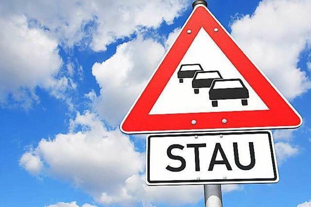 Stauende in Sicht: A5 zwischen Riegel und Teningen bald wieder frei