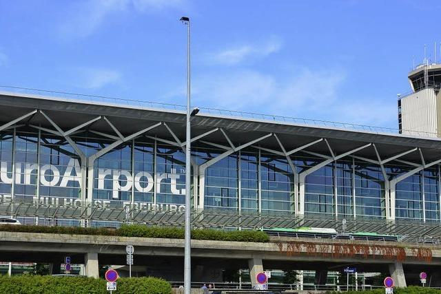 Streit zwischen französicher und schweizer Seite beim Euro-Airport