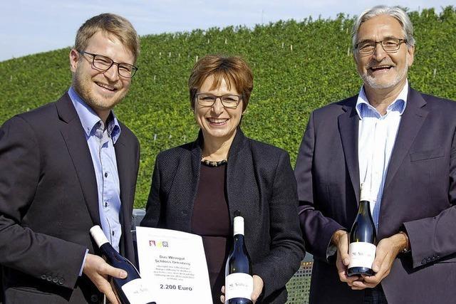 Weingut pflegt die Tradition