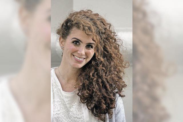 ... HipHop-Choreografin Anita Khosravi: