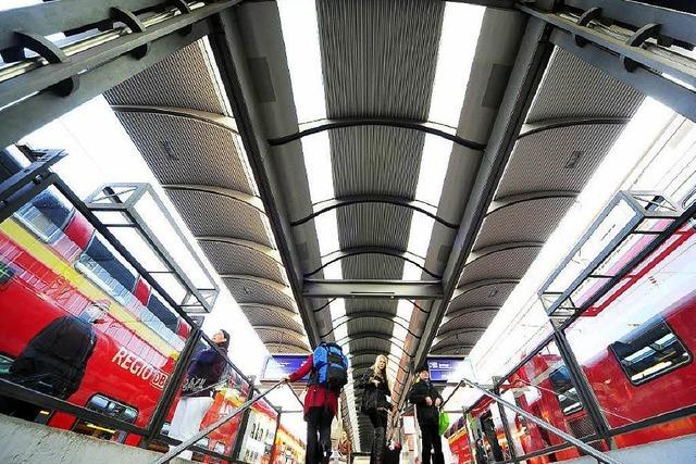 Bahnverkehr: Die Signale stehen auf Streik