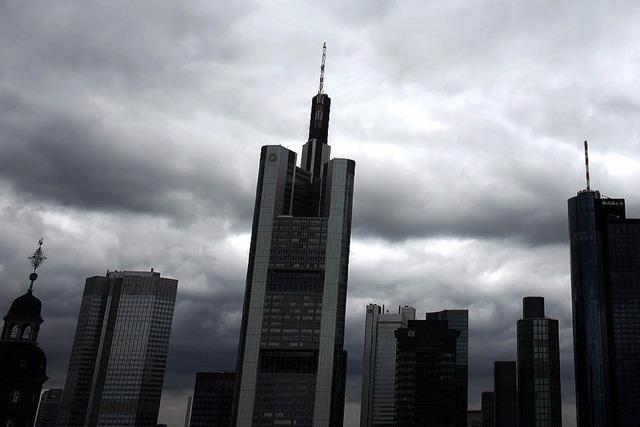 Schattenbanken geraten ins Zwielicht
