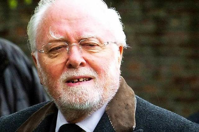 Britische Filmlegende Richard Attenborough ist gestorben