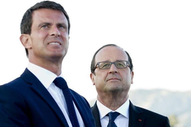 Rücktritt der Regierung in Paris – Valls erneut Premierminister
