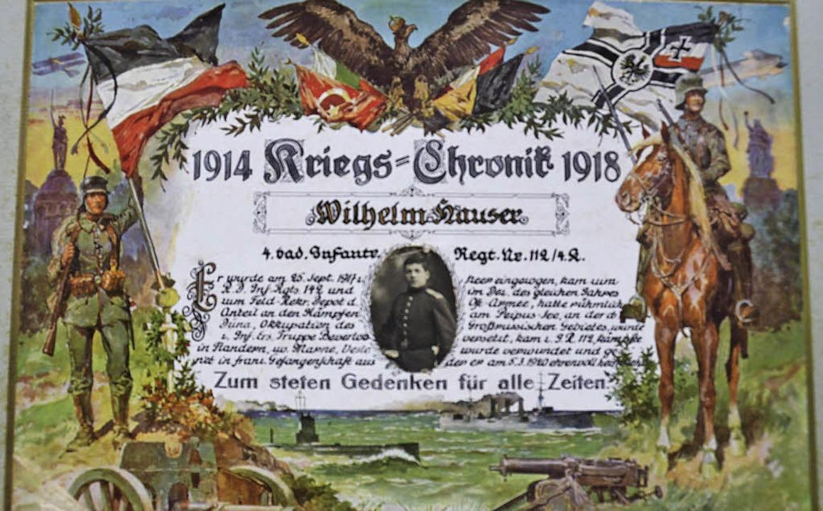 Erinnerung Und Mahnung Titisee Neustadt Badische Zeitung