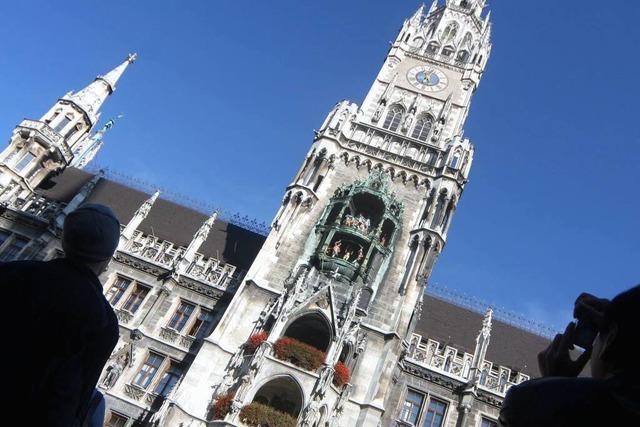 München: Schickeria auch ohne viel Geld