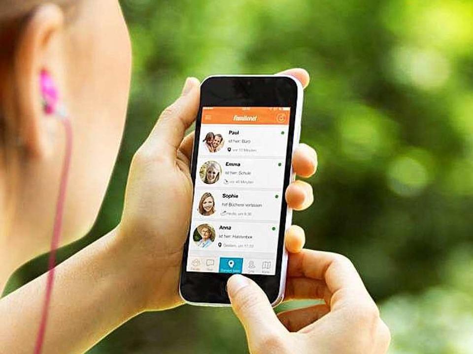 Familonet ist eine kostenlose App, die...e generationsübergreifend erleichtert.  | Foto: Familonet