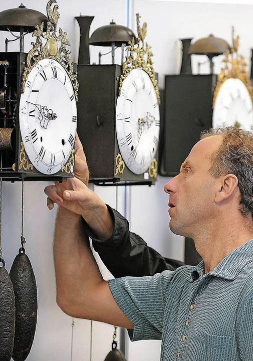 Zeitlos schön: Uhren aus verschiedenen Epochen  | Foto: Veranstalter