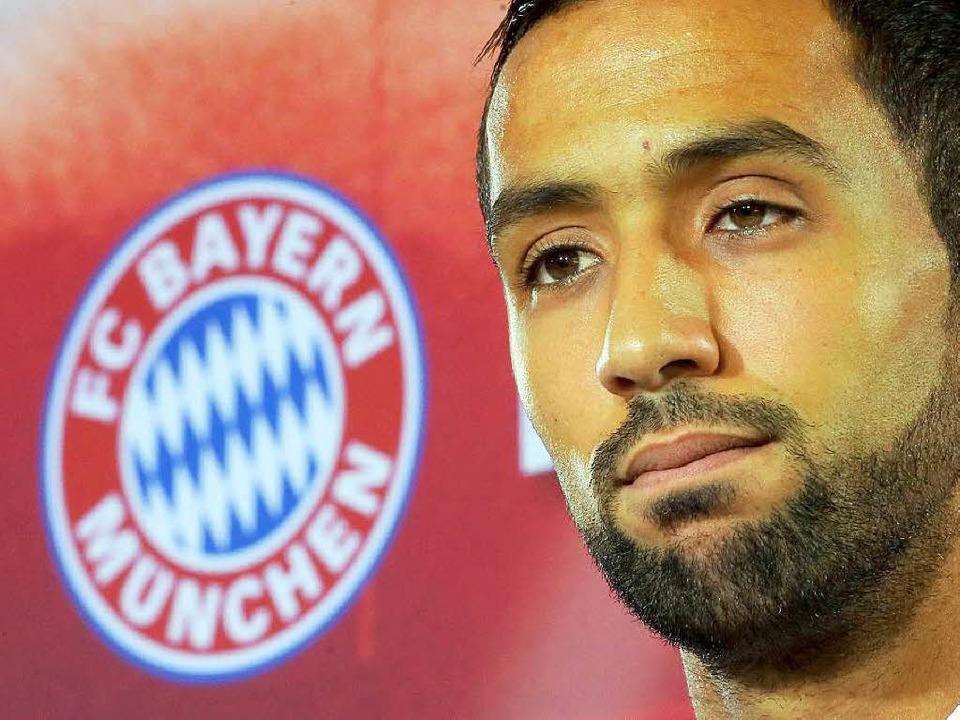 Kickt künftig für den FC Bayern München: Mehdi Benatia.  | Foto: dpa