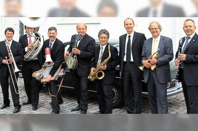 Jazz von den Sugar Foot Stompers