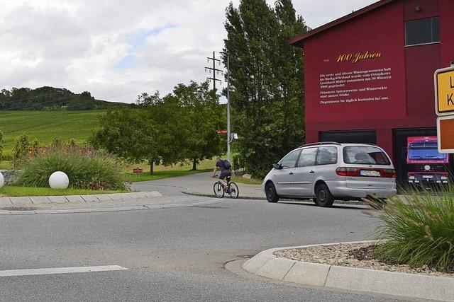 Gemeinde will mehr für die Radfahrer tun