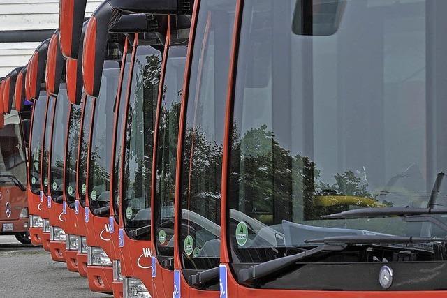 Busse können Bahnhof nicht anfahren