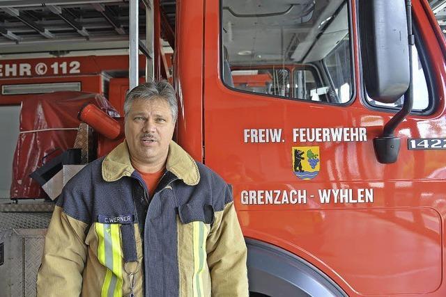 Die Feuerwehr sucht Nachwuchs