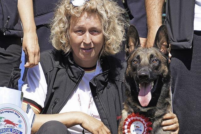 Cornelia Höfler wird wieder Weltmeisterin