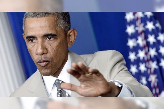 Barack Obama: Ein Präsident ohne Strategie