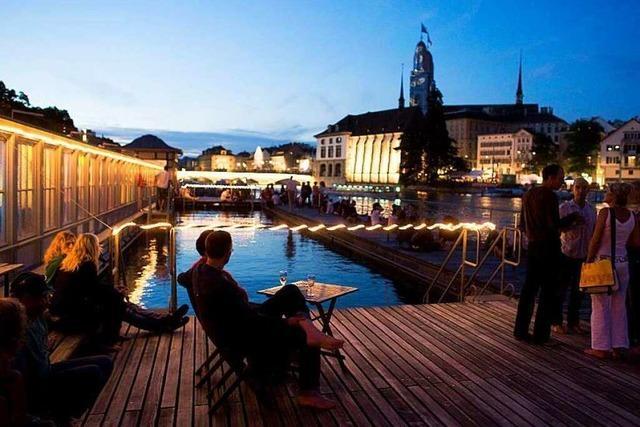 Spartipps für ein Wochenende in Zürich