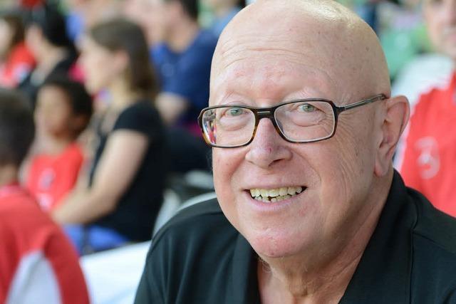 Franz-Karl Opitz hat seit 1978 nur 20 Heimspiele des SC verpasst