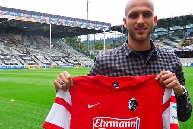 SC Freiburg mit Neuzugang Schahin gegen Gladbach?