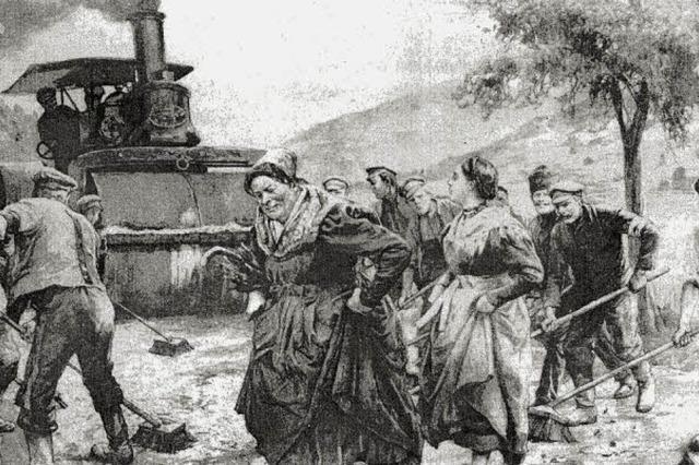 Vom Schwarzwaldmaler zum Kriegsmaler