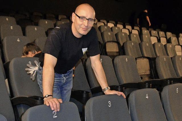 Kinopalast im Rheincenter investiert in besseren Sitzkomfort