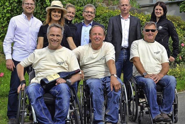 Schwarzwaldtour mit dem Rollstuhl
